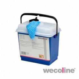 Wecoline Clean 'n Easy Interieurdoeken, 36 x 30 cm (dispenseremmer 150 stuks)