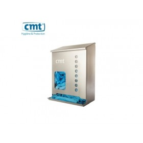 CMT RVS Wandhouder/Multidispenser Breed