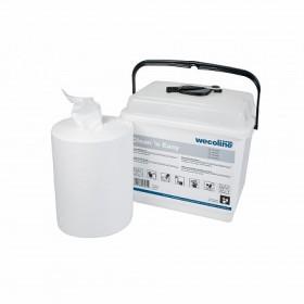 Wecoline Clean 'n Easy disposable microvezeldoeken (dispenseremmer 150 stuks)