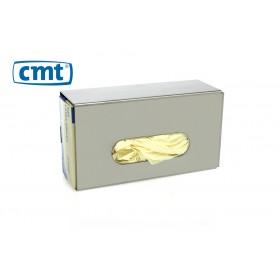CMT RVS Wandhouder/Dispenser voor onderzoekshandschoenen
